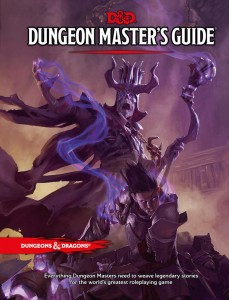 Dungeon Master's Guide for D&D