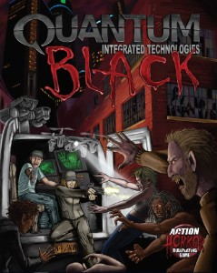 Quantum Black book cover